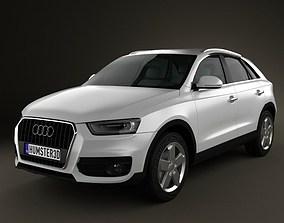 3D model Audi Q3 2011