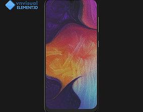 E3D - Samsung Galaxy A50 Black