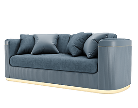 VOLPI AUGUSTA Sofa 3D