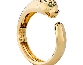 Carrtier bracelet 3D print model