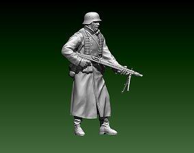 3D printable model 2ww German officer
