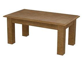 Avalon Coffee Table 3D