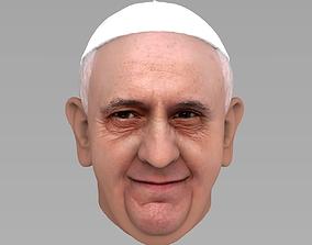 Pope Francis 3D model