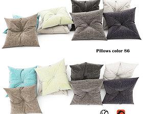 3D model Pillows color 86