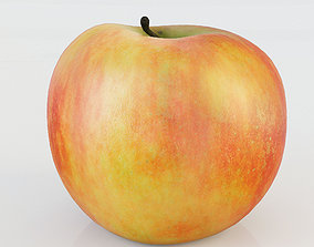 Apple 3D model decor