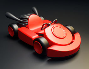 3D Toy Kart