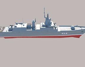 3D model Admiral Gorshkov Class Frigate