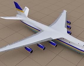 3D model Antonov AN 226