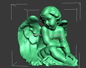 The Cherub 3D print model
