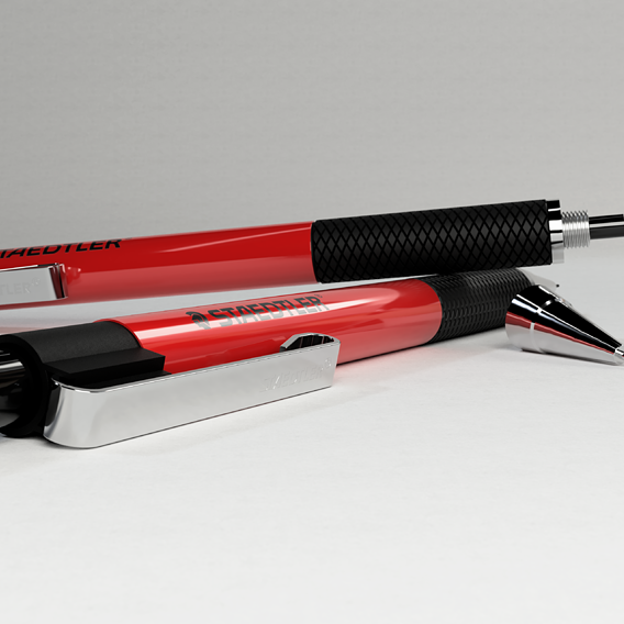 3d Modeling of a mechanical Pencil