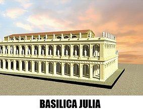 BASILICA JULIA 3D model