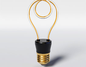 3D model Ecobelle Nibiru Light Bulb