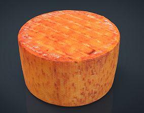 3D asset Goat Cheese