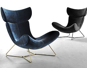 3D model lounge Imola Chair