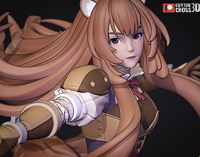 3D printable model Raphtalia