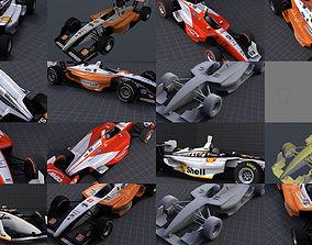 Champ Cars 3D