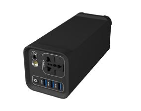 Powerbank 3D asset