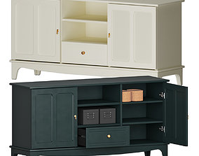 IKEA LOMMARP TV unit 3D model