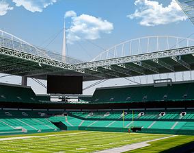 arena Hard Rock Stadium - Miami USA 3D