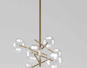 3D Massimo Castagna Bolle Lamp