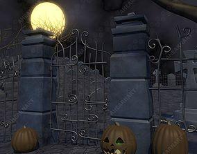 Grave Yard 3D