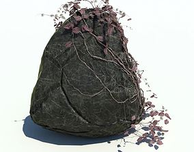 3D Dark rocks 136 am126
