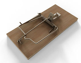 3D model Mouse Trap rodent