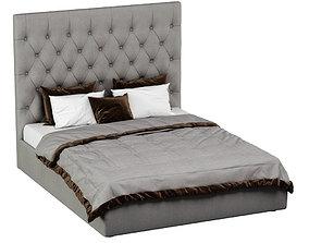 3D model Bed Eva HOFF