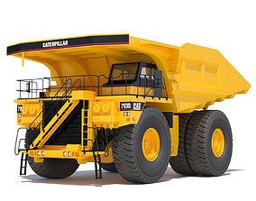 Dump Truck 793D materials