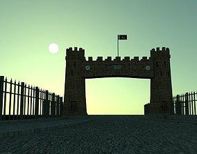 Khyberpass kpk pakistan 3D asset