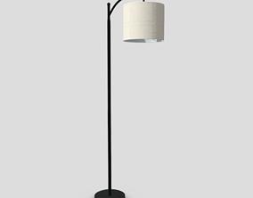 3D asset Standing Lamp 3