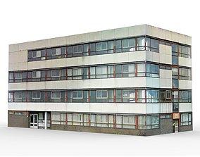 3D model Office Building 2