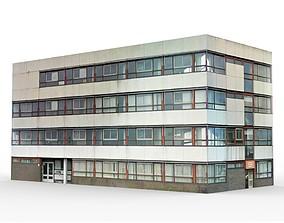 Office Building 2 3D asset
