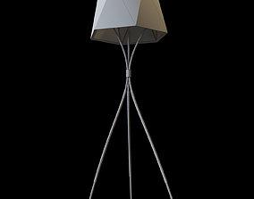 Alton Iron Tripod by MOD 3D asset