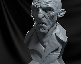 sculptures Nosferatu - the vampyre 3D print model