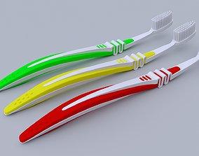 Toothbrush 3D model dental