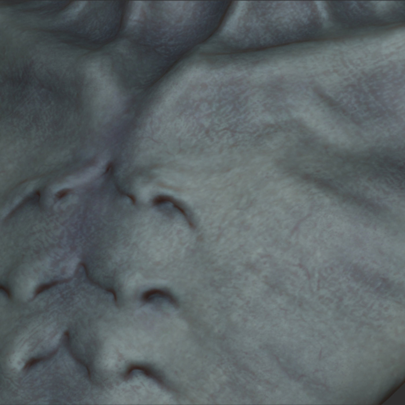 Alien inspired by JorduChell work