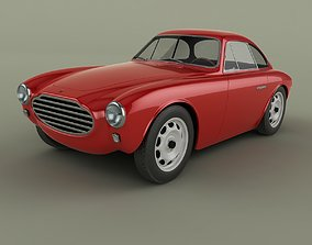 Moretti 750 Gran Sport 3D