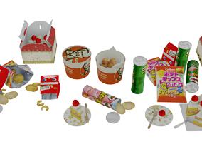 party set pack 2 3D