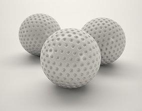 Golfball 3D asset