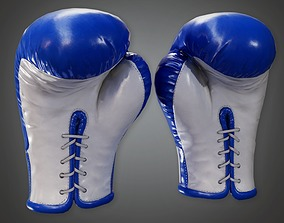 Boxing Glove 01a - Sports And Gym 3D asset