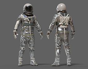 MERCURY Navy Mark IV SPACE SUIT 3D