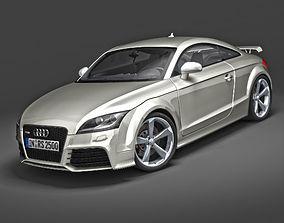 Audi TT RS 2010 3D model
