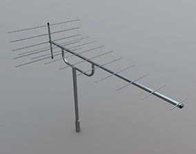 Antenna 3D asset