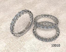 Ring 3D printable model gift