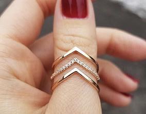 Slide ring 173 3D print model