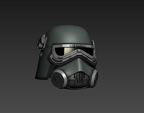 Mud Trooper Cosplay Helmet 3D print model