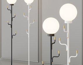 3D model Lampatron Valga - floor lamp