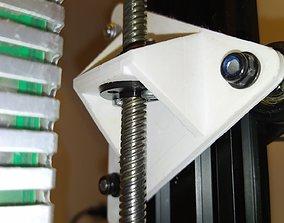Geeetech a10 Dual Z bracket 3D print model