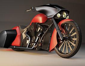 3D model Stateline Moto
